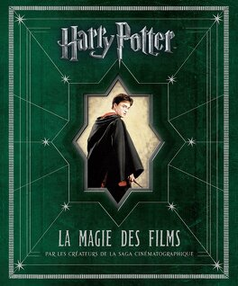 Couverture du livre : Harry Potter et la magie des films