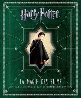 Couverture du livre : Harry Potter - La Magie des films
