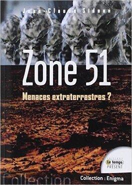 Zone 51 Livre De Jean Claude Sidoun