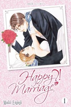 Couverture de Happy Marriage ?! (Édition Ultimate), volume 1