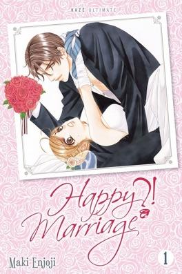Couverture du livre : Happy Marriage ?! (Édition Ultimate), volume 1