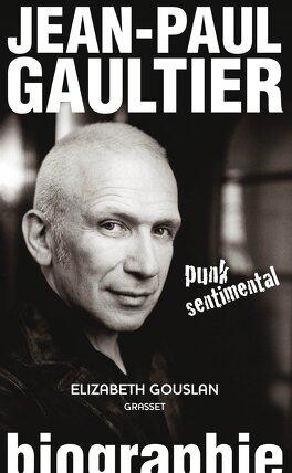 Couverture du livre : Jean-Paul Gaultier, punk sentimental