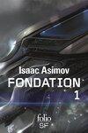 couverture Le Cycle de Fondation, Intégrale 1 : Fondation