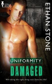 Couverture du livre : Uniformity, Tome 2 : Damaged
