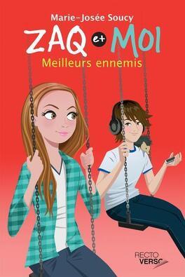 Couverture du livre : zaq et moi 3:Meilleurs ennemis