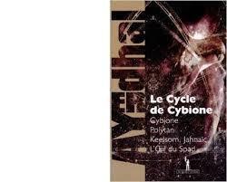 Couverture du livre : Le cycle de cybione