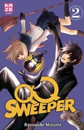 QQ Sweeper, tome 2