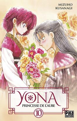 Couverture du livre : Yona - Princesse de l'Aube, tome 10