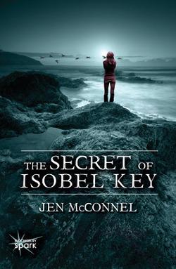 Couverture de Isobel Key tome 1 : The Secret of Isobel Key