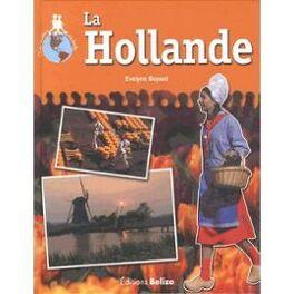 Couverture du livre : La Hollande