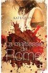 couverture La Maîtresse de Rome