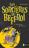 Les Sorcières du Beffroi, Tome 5 : Sorcière, es-tu là ?
