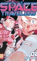 Space travelers, tome 2
