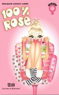 Couverture du livre : 100 % rose