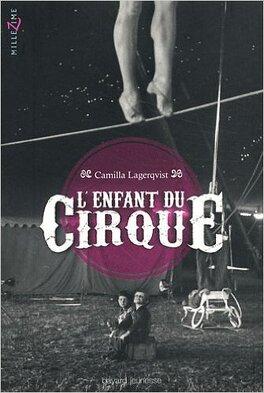 Couverture du livre : L'Enfant du cirque
