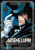 Arsène Lupin, Tome 1 : Le diadème de la Princesse de Lamballe