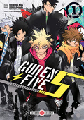 Guren Five, tome 1