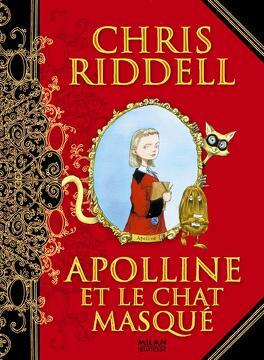 Couverture du livre : Apolline et le chat masqué