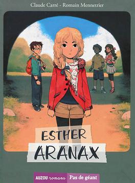 Couverture du livre : Esther Aranax