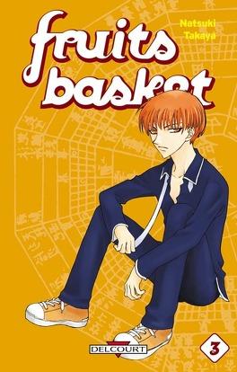 Couverture du livre : Fruits Basket, tome 3