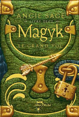 Couverture du livre : Magyk, Tome 2 : Le grand vol