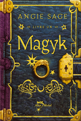 Couverture du livre : Magyk, Tome 1