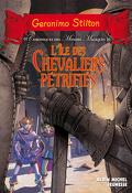 chroniques du monde magique tome 5 : l'île des chevaliers pétrifiés