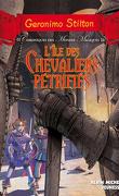Chroniques des mondes magiques, Tome 5 : L'Île des chevaliers pétrifiés