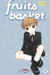 couverture Fruits Basket, tome 11