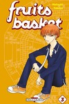 couverture Fruits Basket, tome 3