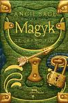 couverture Magyk, Tome 2 : Le grand vol