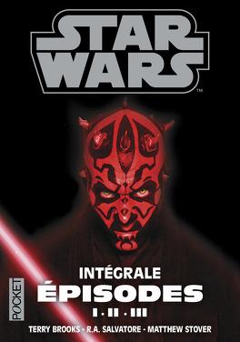 Couverture du livre : Star wars - Intégrale épisodes I, II, III