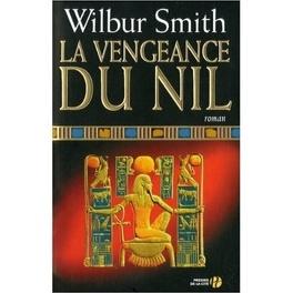Couverture du livre : La vengeance du Nil
