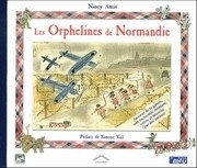 Couverture du livre : Les orphelines de Normandie