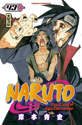 Couverture du livre : Naruto, Tome 43 : Celui qui sait