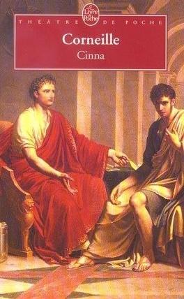Couverture du livre : Cinna