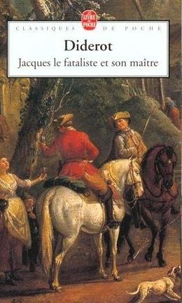 Couverture du livre : Jacques le fataliste et son maître