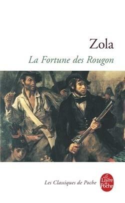 Couverture du livre : La Fortune des Rougon