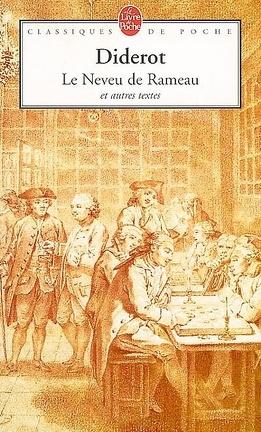 Couverture du livre : Le Neveu de Rameau