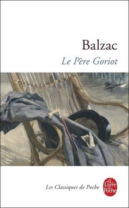 Couverture du livre : Le Père Goriot
