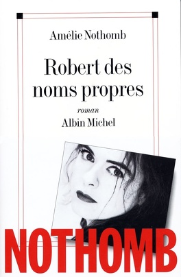 Couverture du livre : Robert des noms propres
