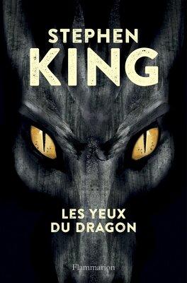 Couverture du livre : Les Yeux du dragon