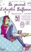 Le Journal d'Aurélie Laflamme : Extraterrestre... Ou presque ! (Bande dessinée)