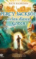 Percy Jackson et les Dieux grecs (Version illustrée)