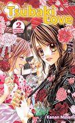 Tsubaki Love - Double, tome 2