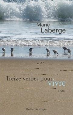 Couverture du livre : Treize verbes pour vivre