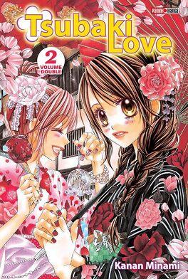 Couverture du livre : Tsubaki Love - Double, tome 2