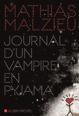 Couverture du livre : Journal d'un vampire en pyjama