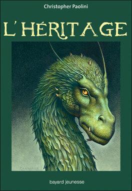 Couverture du livre : L'Héritage, Tome 4 : L'Héritage