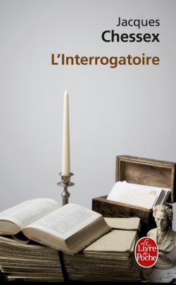 Couverture du livre : L'interrogatoire
